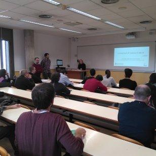 Seminari amb Bernat, Galindo i de Rosselló (22/02/2019)